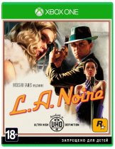 Диск L.A. Noire [Xbox One]