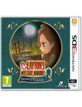 Layton's Mystery Journey: Katrielle and the Millionaires' Conspiracy [3DS]