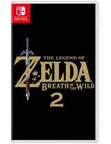 Диск Legend of Zelda: Breath of the Wild 2 [Switch]