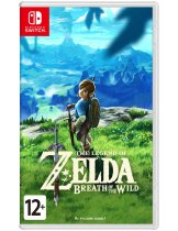 Диск Legend of Zelda: Breath of the Wild [Switch]