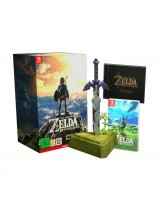 Купить Legend of Zelda: Breath of the Wild - Special Edition [NSwitch]