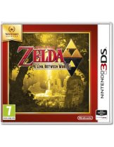Диск Legend of Zelda: A Link Between Worlds [3DS]