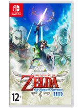 Диск Legend of Zelda: Skyward Sword HD [Switch]