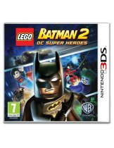 Диск LEGO Batman 2: DC Super Heroes [3DS]