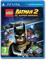 Диск LEGO Batman 2: DC Super Heroes [PS Vita]