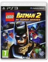 Диск LEGO Batman 2: DC Super Heroes [PS3]