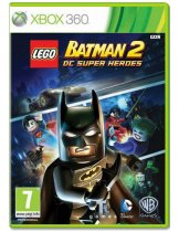 Обложка LEGO Batman 2: DC Super Heroes [X360]
