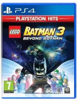 Диск LEGO Batman 3: Покидая Готэм - Playstation Hits [PS4]