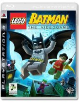 Диск LEGO Batman: The Videogame [PS3]