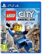 Диск LEGO City Undercover [PS4]