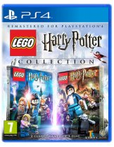 Купить LEGO Harry Potter Collection [PS4]