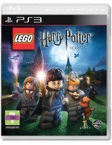 Диск LEGO Harry Potter: Year 1-4 [PS3]