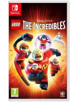 Диск LEGO Суперсемейка (Incredibles) [Switch]