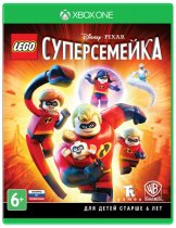 Диск LEGO Суперсемейка (Incredibles) [Xbox One]