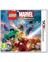 Диск LEGO Marvel Super Heroes [3DS]