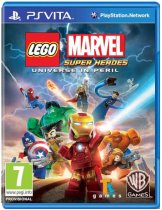 Купить LEGO Marvel Super Heroes: Universe in Peril [PS Vita]