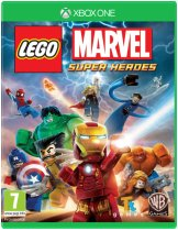 Купить LEGO Marvel Super Heroes [Xbox One]