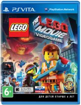 Диск LEGO Movie Videogame [PS Vita]