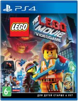 Диск LEGO Movie Videogame [PS4]