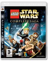 Диск LEGO Star Wars: The Complete Saga [PS3]