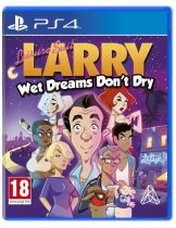 Диск Lesiure Suit Larry: Wet Dreams Dont Dry [PS4]