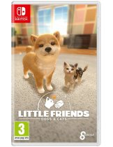 Диск Little Frends: Dogs & Cats [Switch]