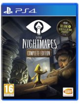 Диск Little Nightmares - Complete Edition [PS4]
