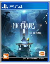 Диск Little Nightmares II - Day 1 Edition [PS4]