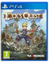 Диск Locks Quest [PS4]