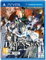 Lost Dimension [PS Vita]