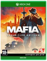 Диск Mafia: Definitive Edition [Xbox One]
