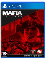 Диск Mafia: Trilogy [PS4]