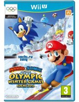 Купить Mario and Sonic at the Sochi 2014: Olympic Winter Games (Б/У) [Wii U]