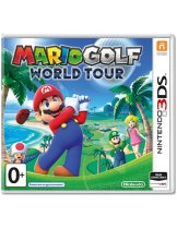 Диск Mario Golf: World Tour [3DS]
