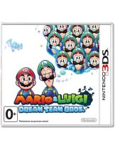 Купить Mario & Luigi: Dream Team [3DS]