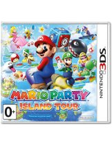 Диск Mario Party: Island Tour [3DS]