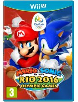 Mario & Sonic at the Rio 2016 Olympics Games [Wii U]
