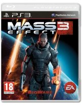 Диск Mass Effect 3 [PS3]