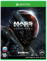 Диск Mass Effect Andromeda [Xbox One]