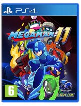 Диск Mega Man 11 [PS4]