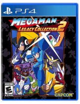 Диск Mega Man Legacy Collection 2 [PS4]