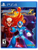 Диск Mega Man X Legacy Collection 1 + 2 (US) [PS4]