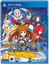 MeiQ: Labyrinth of Death [PS Vita]