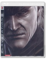 Обложка Metal Gear Solid 4: Guns of the Patriots (ASIA) (Б/У) [PS3]
