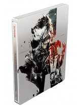 Купить Metal Gear Solid V: The Phantom Pain - Limited Edition (Стилбук без игры)