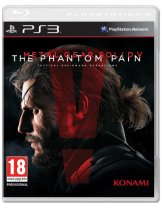 Купить Metal Gear Solid V: The Phantom Pain (Б/У) [PS3]