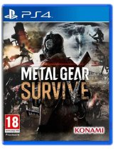 Купить Metal Gear Survive (Б/У) [PS4]
