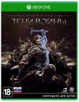 Средиземье: Тени войны (Middle-earth: Shadow of War) [Xbox One]