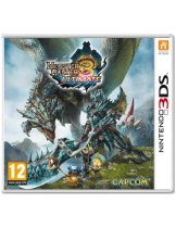 Диск Monster Hunter 3 Ultimate [3DS]