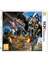 Диск Monster Hunter 4 Ultimate [3DS]